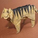 Een polderende papieren tijger - Ronald Frencken tekstschrijver